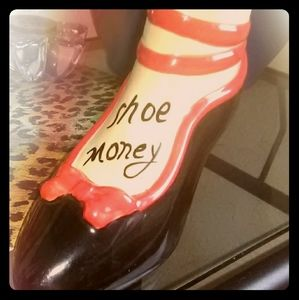 Shoe Money 💰 Ceramic Bank